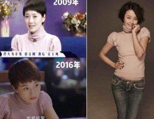 马伊�P刘嘉玲旧衣穿10年 身材比节约更令人惊讶
