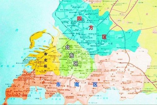 延安市新区地图