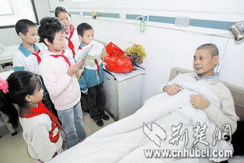 全国优秀教师黄敦全肝癌中晚期病倒在讲台上