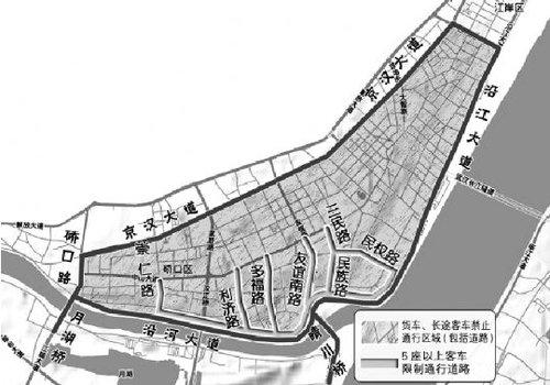 汉正街将建世界级滨水商贸旅游区 明年完成搬迁