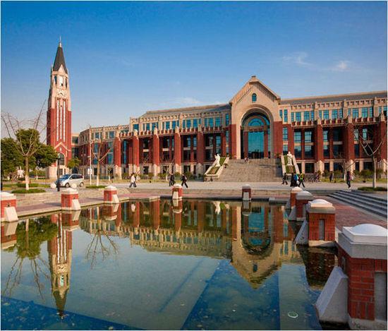 国最美的50座大学图书馆 看看有你的母校吗图片