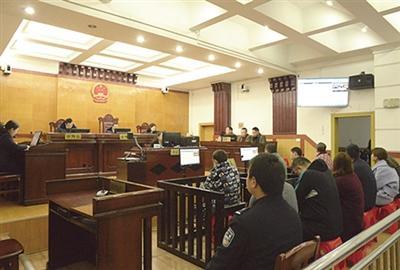 10人联手泄露公民银行信息8万余条 近日宣判