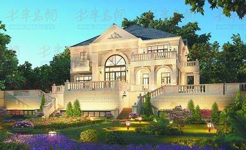 电视剧中的别墅图片_中欧式别墅图片大全