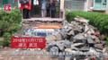 汉阳一小区因一楼住户反对 电梯加装工程停工半月