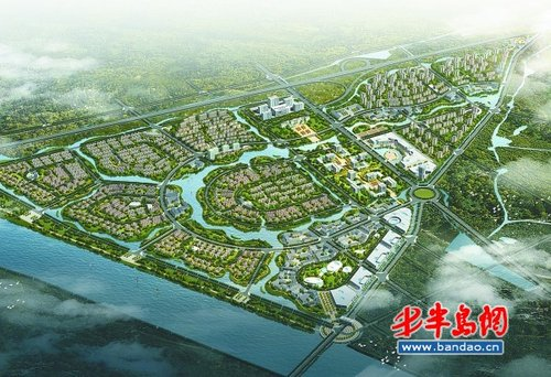 打造中国生态化工(青岛)产业基地_大楚网_腾讯网