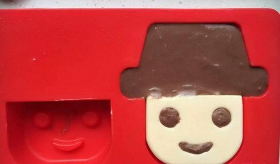 【童年记忆】巧克力人雪糕