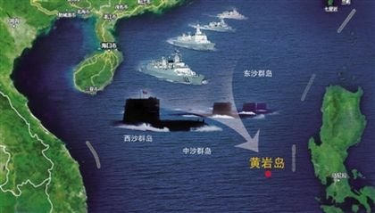 中国海军三大基地频繁异动 核潜艇奔赴南海