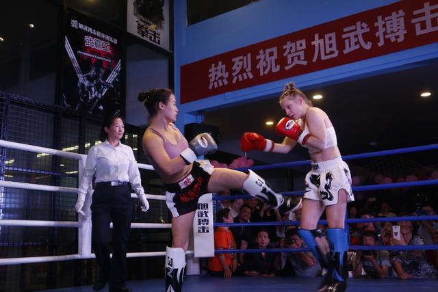 这个铁拳不羞羞 武汉打响国际拳王争霸赛