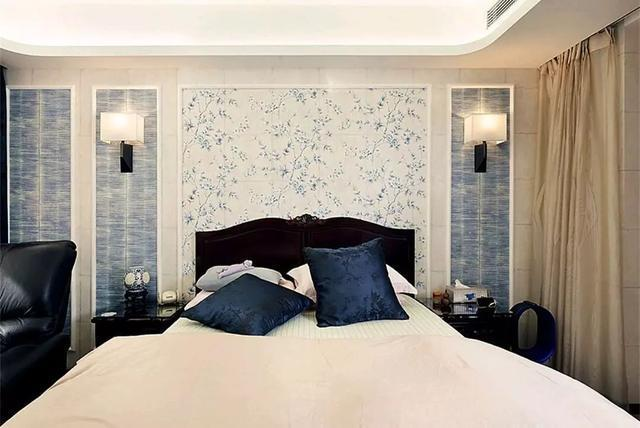 背景墙 房间 家居 起居室 设计 卧室 卧室装修 现代 装修 640_428