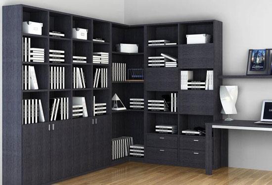 书柜选择讲究多 样式和尺寸都要考虑图片