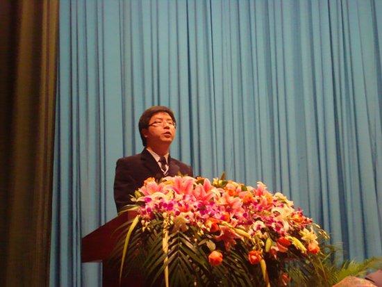 2011湖北省青学联大会代表风采——何家坤