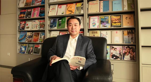 《名家名师名校》09期专访现中国作家协会成员高洪雷