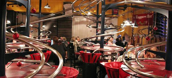 世界上超诡异的10大餐厅 不服不行