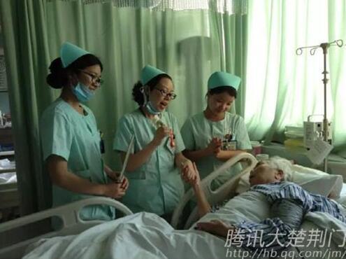 荆门二医护士上央视圆梦 守护重症病房更感人心