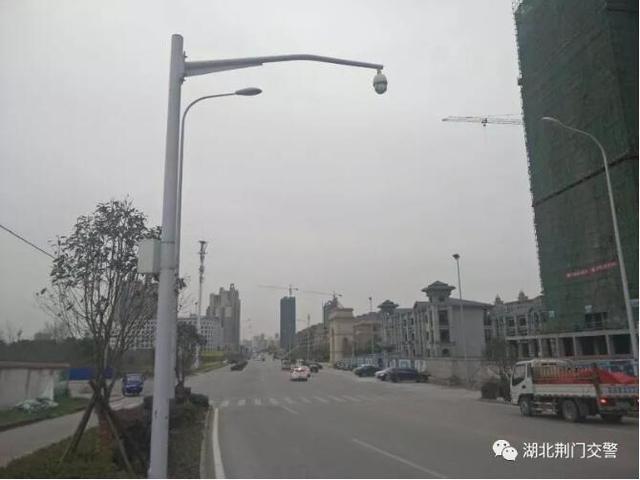 荆门车主注意!4月8日起 这些路段新增监控设备