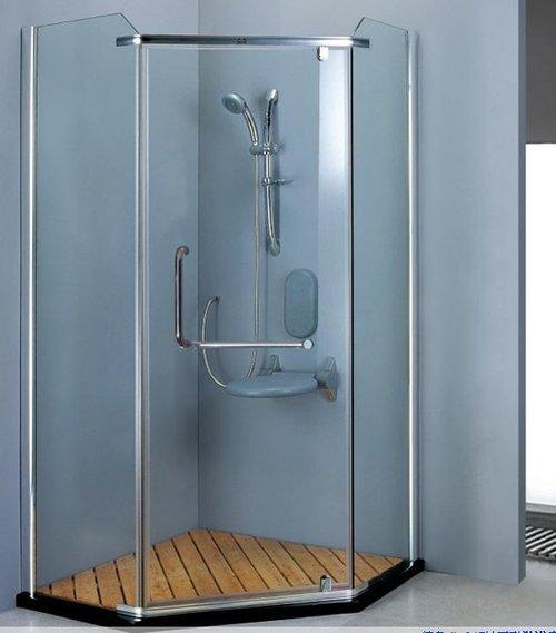 淋浴房的日常保养外墙别墅转方法设计图图片
