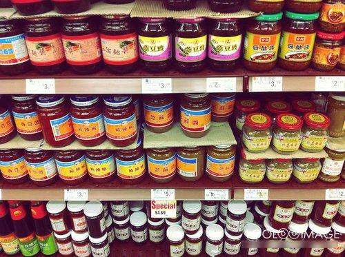 看看美国的华人超市都卖些什么