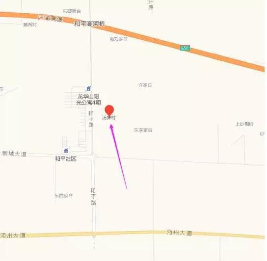 重磅!仙桃城区新高铁站选址定了 就建在这里