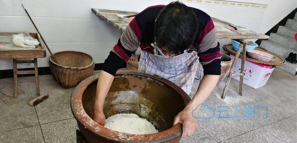 京山坪坝油面:传承家乡的味道