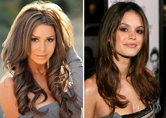 金牛座---长发波纹型-打造闪亮形象 12星座女生最适合的发型图片