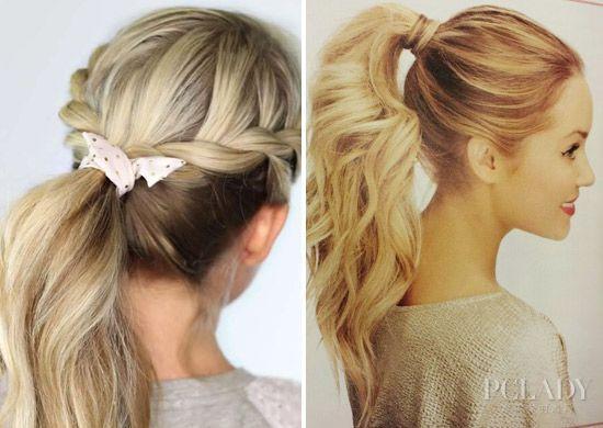 打造闪亮形象 12星座女生最适合的发型图片