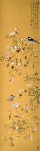 花鸟条屏-12