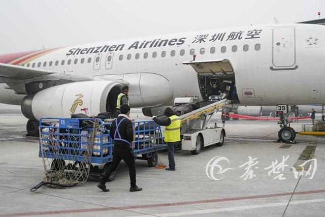 武当山机场又添新航线  9日起可直达呼和浩特等多地