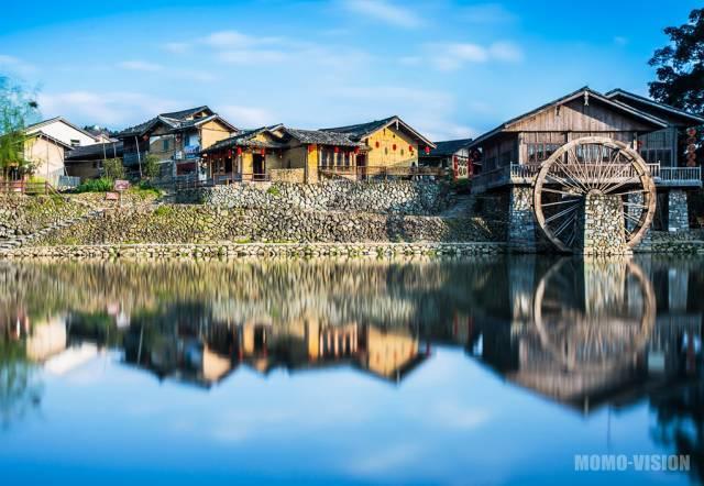 国庆不如去这个人少景美的海岛古城小渔村