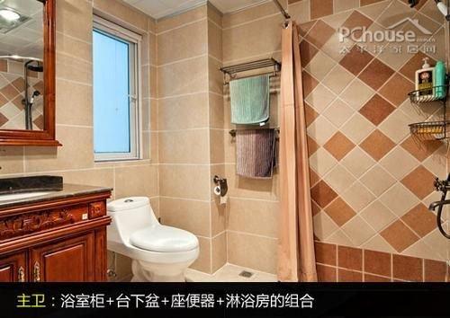 洗手间装修效果图高清图片
