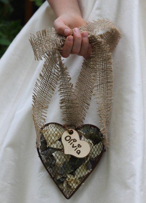 花童花篮,婚礼花篮,