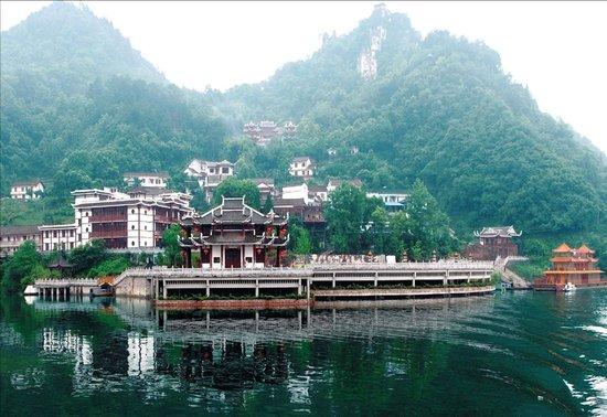 清江画廊晋升5A级景区宣传推介会在汉召开