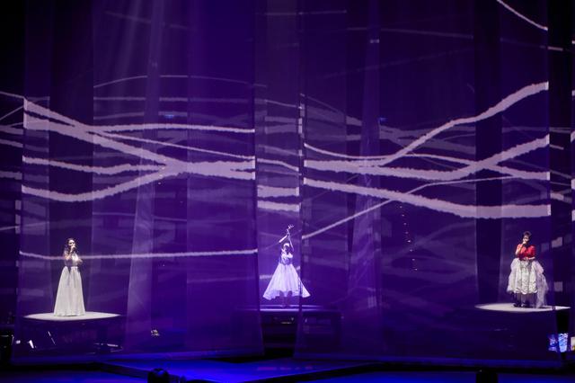 《回声》台北演唱会现场