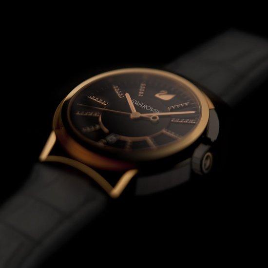 施华洛世奇首个男士手表系列隆重面世