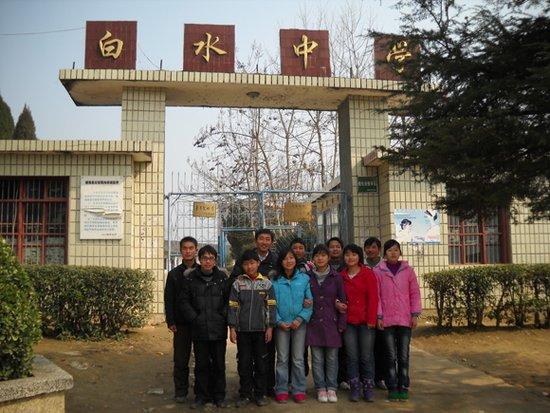 2011湖北省青学联大会代表风采——何欢