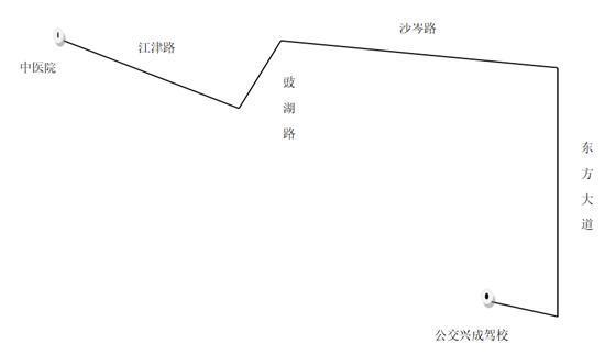 经常坐公交的人注意了 荆州公交两条线路有调整