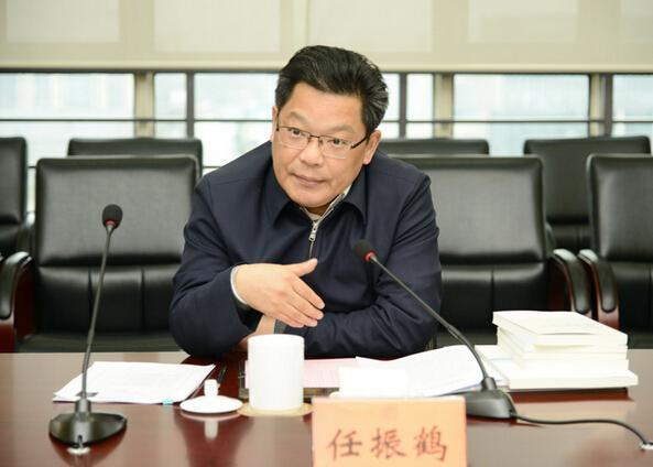 任振鹤调任浙江省委常委、组织部长、省委党校校长