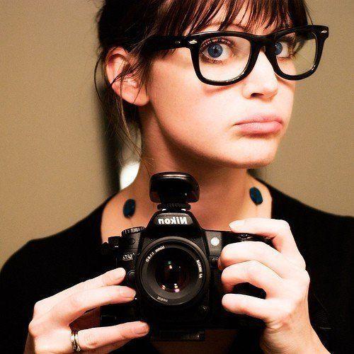 爆照征集:你戴眼镜和不戴眼镜的样子是同一个人吗?