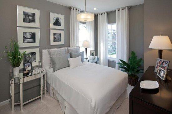 [转载]卧室家居装修图:12种美式搭配设计打造小户型