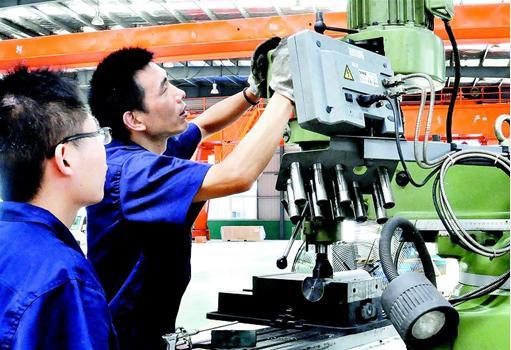 热冲压生产线在襄阳开始调试 有望打破技术垄断