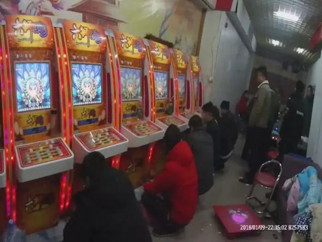恩施市公安局捣毁一赌博窝点 14名涉赌人员被拘
