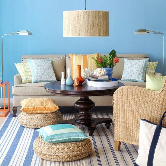 客厅沙发摆放风水 好的布局才能收获幸福