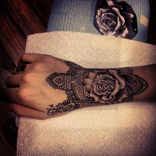 文身(tattoo)在古代起因很多图片