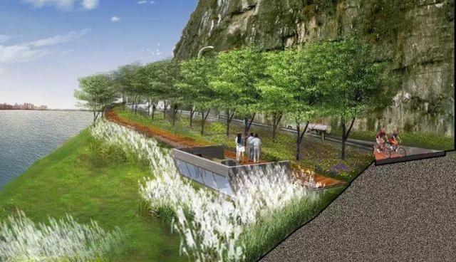 """宜昌多了7个休闲去处 将建21.5公里""""绿丝带"""""""