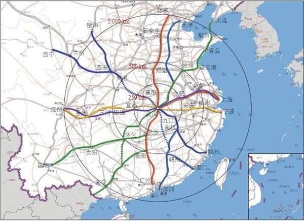 湖北3年内这些铁路机场建设要到位 哪些涉及荆州?