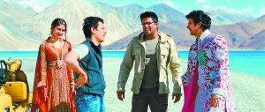 印度电影《三傻》笑中带泪(图)