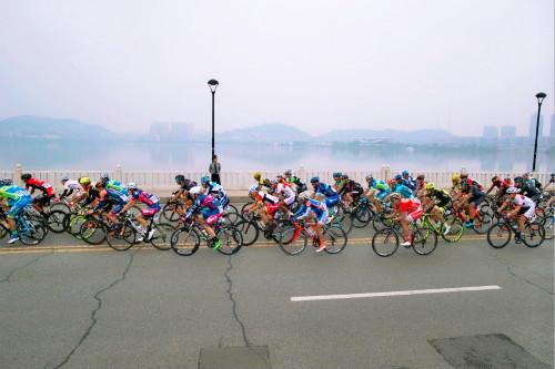 2019第十届环中赛第三段赛事9月10日在黄石开发区·铁山区举行