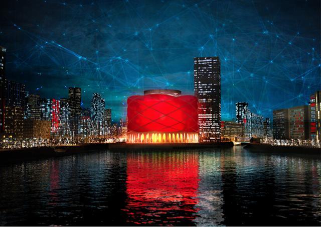 汉秀剧场&万达武汉项目乐园电影介绍电影网站有那些图片