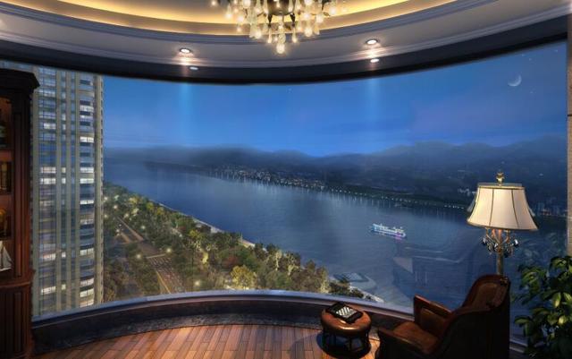 中建宜昌之星锻造滨江高端楼盘领航人居未来