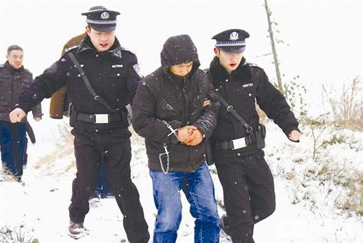 教师制止小偷行窃被刺身亡 凶手被执行死刑(图)