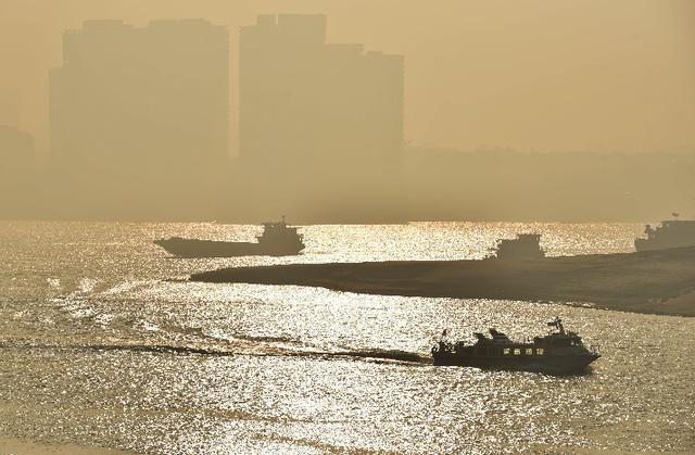 明后两天 武汉空气质量预计轻度或中度污染